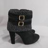 Boots noires neuves - Gémo - Taille 36