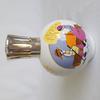 Lampe berger vintage à décor naïf