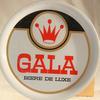 Plateau publicitaire marque Gala