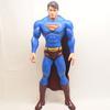 Statue articulée superman en plastique de 75 cm TM & DC Comics