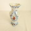 Vase décoré en faïence