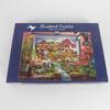 Puzzle La Peinture de la Ferme Magique 1000 pièces Bluebird