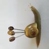 Porte piques apéro escargot vintage