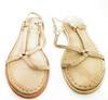 Sandale femme Beige T 35.