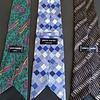 Lot de cravates Pierre Cardin