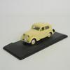 Renault juva 4 berline 1938 crème