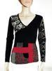 T-Shirt Femme Noir DESIGUAL T S.