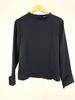 Blouse marine manches longues - H&M - Taille 42