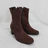 Boots chocolat - Damart - Pointure 35
