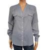 Chemise liquette Comptoir des Cotonniers T 42 bleu clair