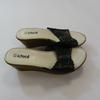 Mules compensées - ideal shoes 37