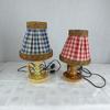 Lot de deux lampes de chevet