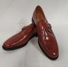 Paire de chaussures homme John White, cuir