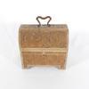 Boîte à bijoux vintage en bois
