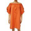 Neuf & étiquette robe Monoprix T 38 en lin et coton