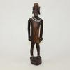 Statuette tribal africain