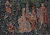 Grande tapisserie au point de croix