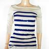T-Shirt Femme Ecru ESPRIT T S.
