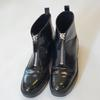 Chaussure noire - Zara Basic - 39