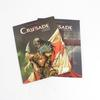 Lot de 2 comics Crusade Tome 2 en Anglais de Dufaux & Xavier éditions CineBook