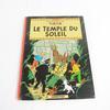 BD Tintin Le temple du Soleil de Hergé éditions Casterman