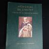 Livre Mémorial De Lyautey L'Œuvre de la France au Maroc