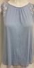 Jolie t-shirt avec détails sur les manches - H & M -Taille 40