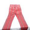Pantalon à rayures femme