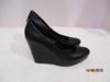 Paire de chaussures talons compensés - pointure 38- Calvin Klein