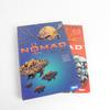 Lot de 2 BD Nomad Tome 1 et 2 de Savoie & Buchet éditions Glénat