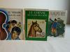 Lot de 3 livres - Le violon du clan des sept - le cheval du clan des sept - Le clan des sept et l'homme