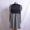 Robe tendance bicolore - Shein - 34