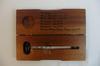 Thermomètre à vin dans son coffret en en bois