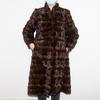Manteau fourrure femme «Dasco»