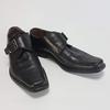 Chaussures cuir à boucle Manta - 43