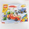 Lego agent d'entretien communal pour les 4-7 ans
