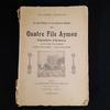 Livre Les Cahiers Ardennais La Merveilleuse et très plaisante histoire des Quatre fils Aymon