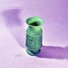 Vase de Table - Opaline Verte