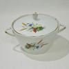 Soupière vintage en porcelaine véritable (SOFAFILS)