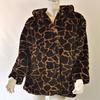 Ado fille : Veste/ manteau très chaude -Motifs léopards  - C Dept - Taille 12/13ans
