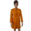 Ensemble orange mini robe & spencer vintage années 60 Taille 34
