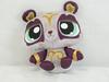 Peluche - Panda violet de Little pet shop
