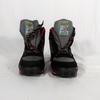 Chaussures trekking grises et noires
