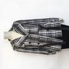 veste légère à carreaux - fashion elle - M/L