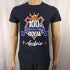 Tee-shirt marine imprimé neuf- Roly - Taille M