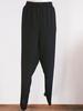 Pantalon noir fluide  - Gémo - Taille 54