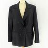 Veste tailleur CAROLL gris - Taille 44