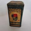 Boîte métal Banania marquage café