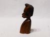 Statue africaine représente une  femme