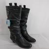 Paire neuve de bottes noires- Chaussea - Taille  37